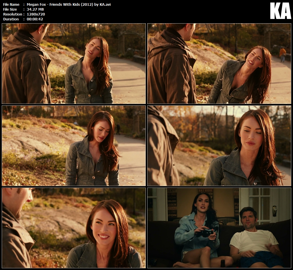 Megan Fox - Friends With Kids (2012) by KA.avi