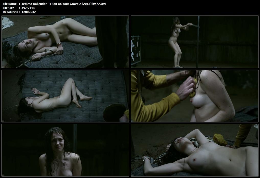 Jemma Dallender - I Spit on Your Grave 2 (2013) by KA.avi
