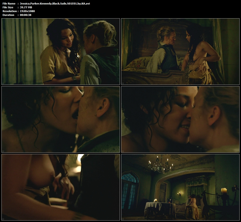 Jessica.Parker.Kennedy.Black.Sails.S01E01.by.KA.avi