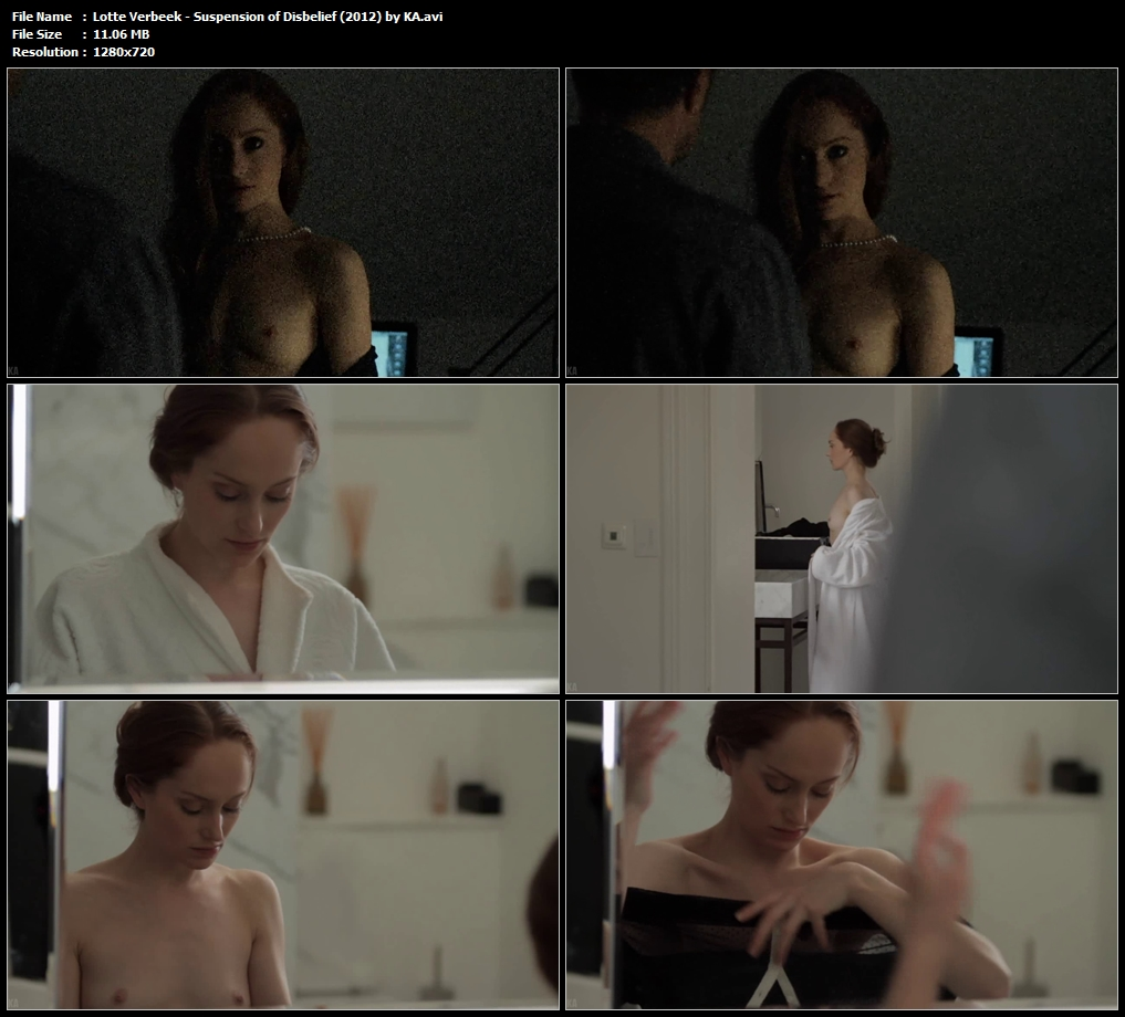 Lotte Verbeek - Suspension of Disbelief (2012) by KA.avi