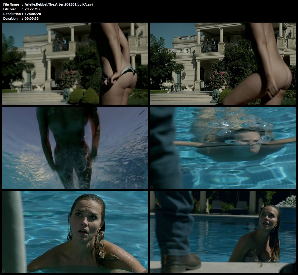 Something also Arielle kebbel nude fakes think