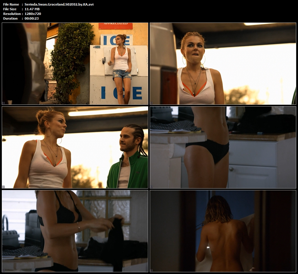 Serinda.Swan.Graceland.S02E02.by.KA.avi