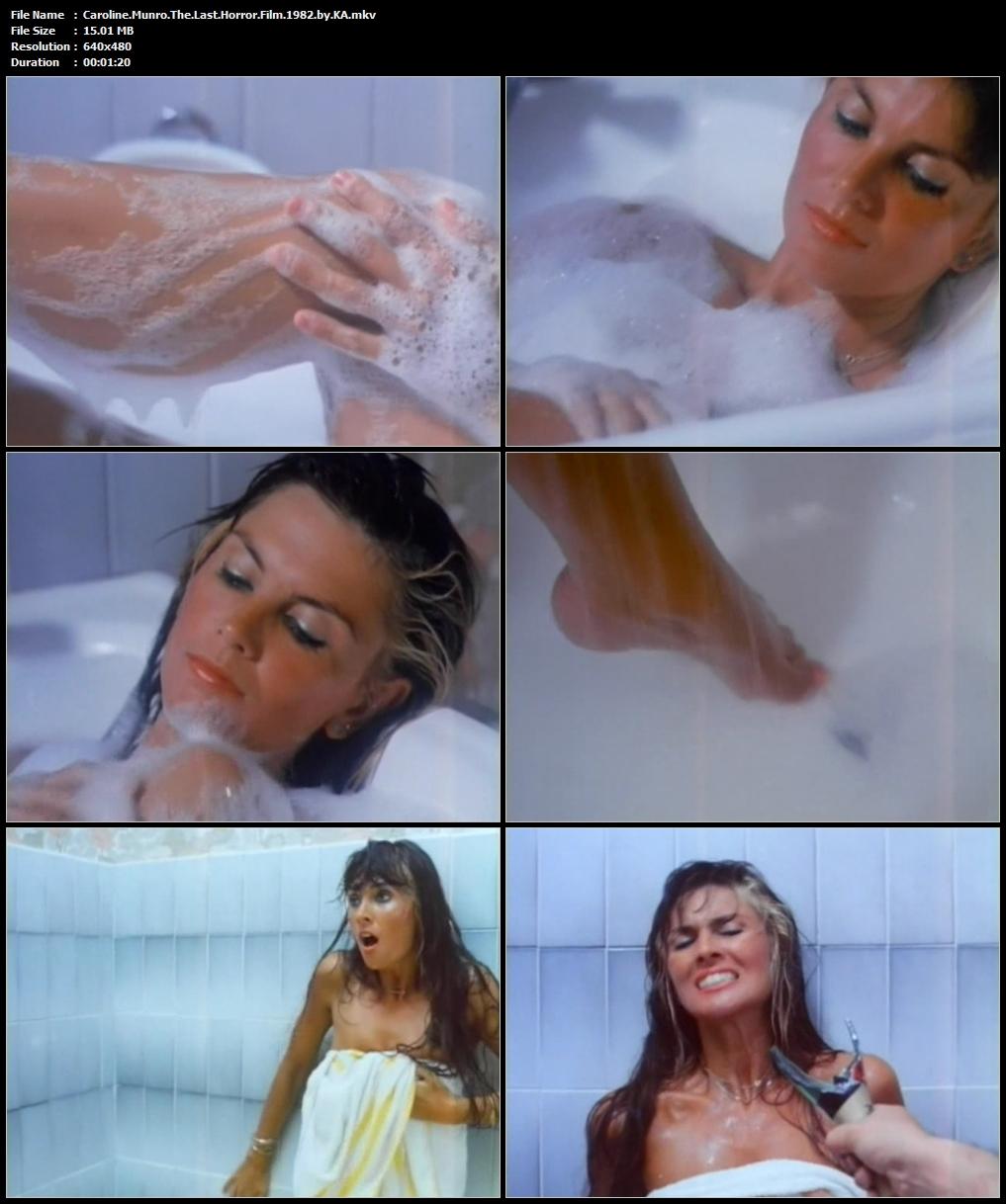 Caroline.Munro.The.Last.Horror.Film.1982.by.KA.mkv