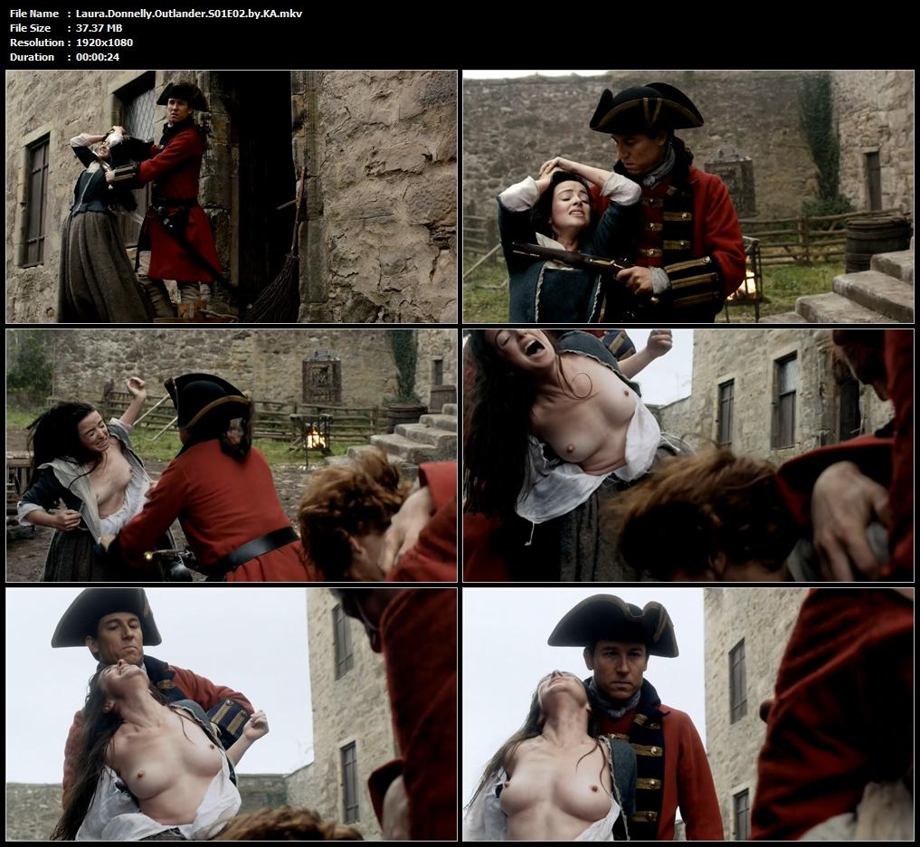 Laura.Donnelly.Outlander.S01E02.by.KA.mkv