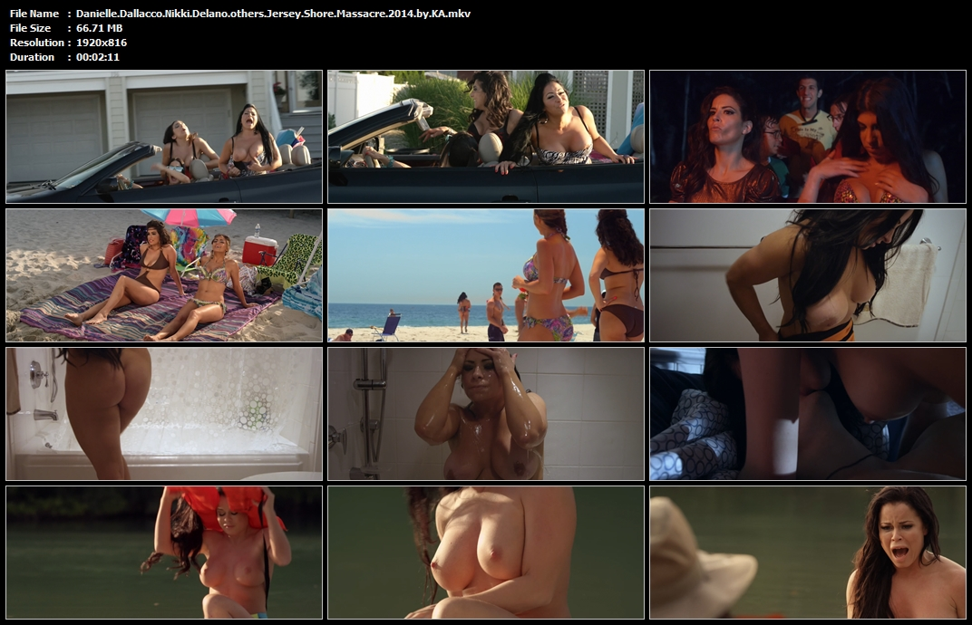 Danielle.Dallacco.Nikki.Delano.others.Jersey.Shore.Massacre.2014.by.KA.mkv
