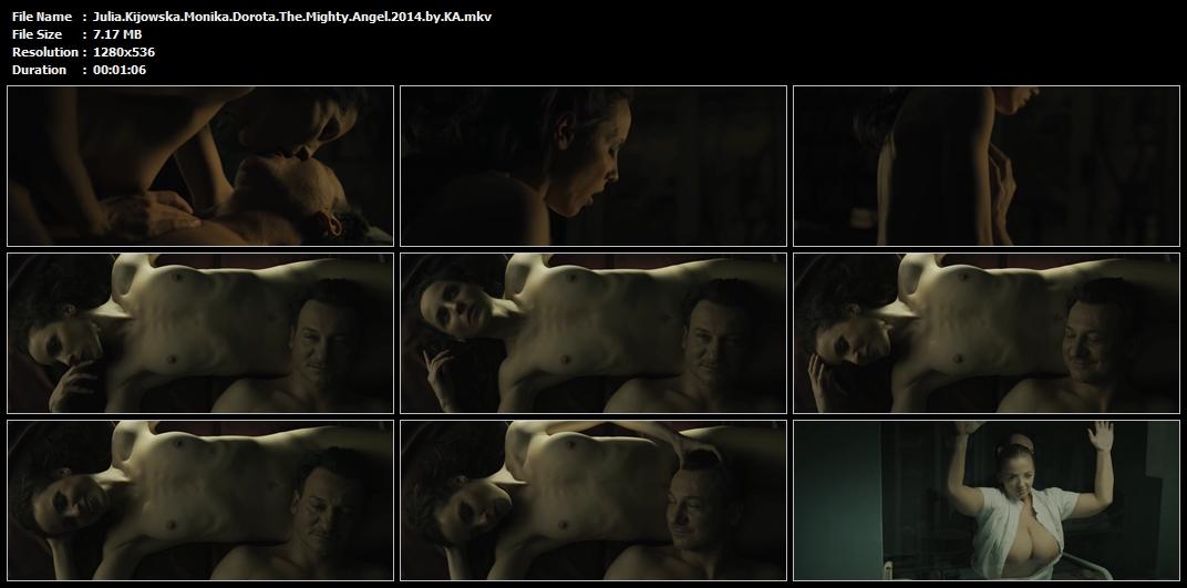 Julia.Kijowska.Monika.Dorota.The.Mighty.Angel.2014.by.KA.mkv