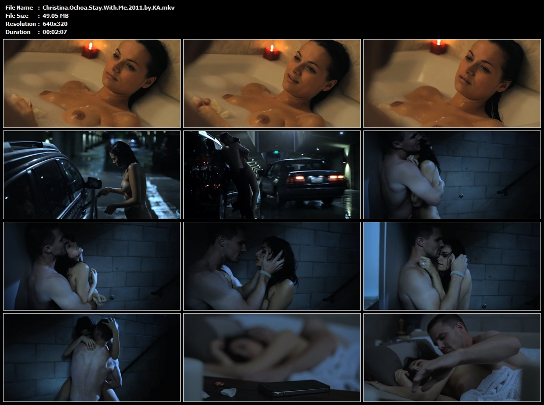 Christina Ochoa Naked