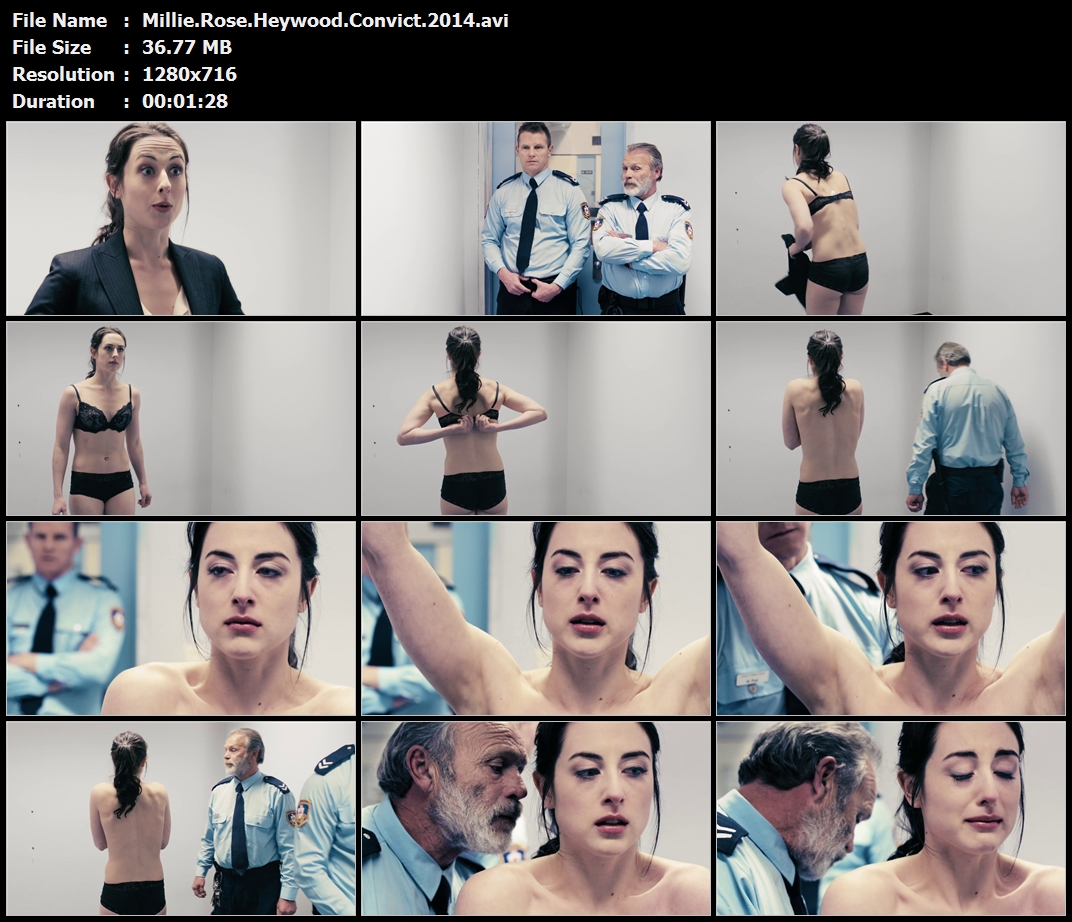 Millie.Rose.Heywood.Convict.2014.avi