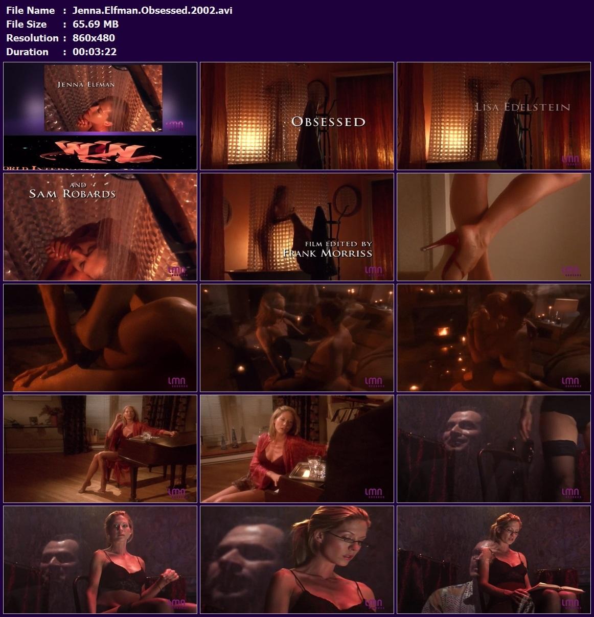 Jenna.Elfman.Obsessed.2002.avi