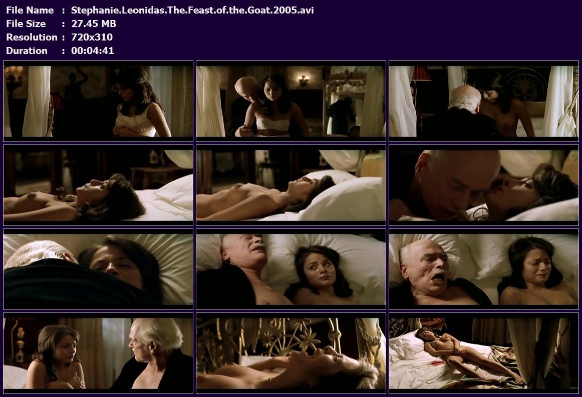 Stephanie.Leonidas.The.Feast.of.the.Goat.2005.avi