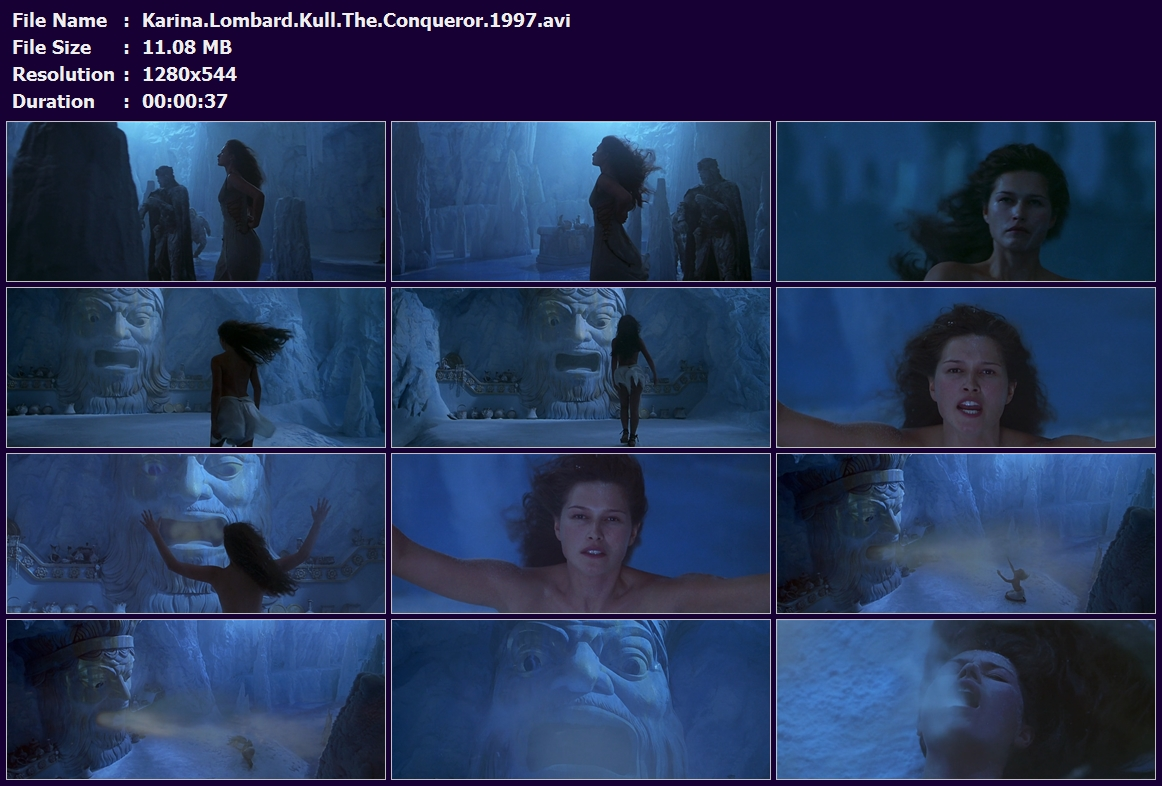 Karina.Lombard.Kull.The.Conqueror.1997.avi