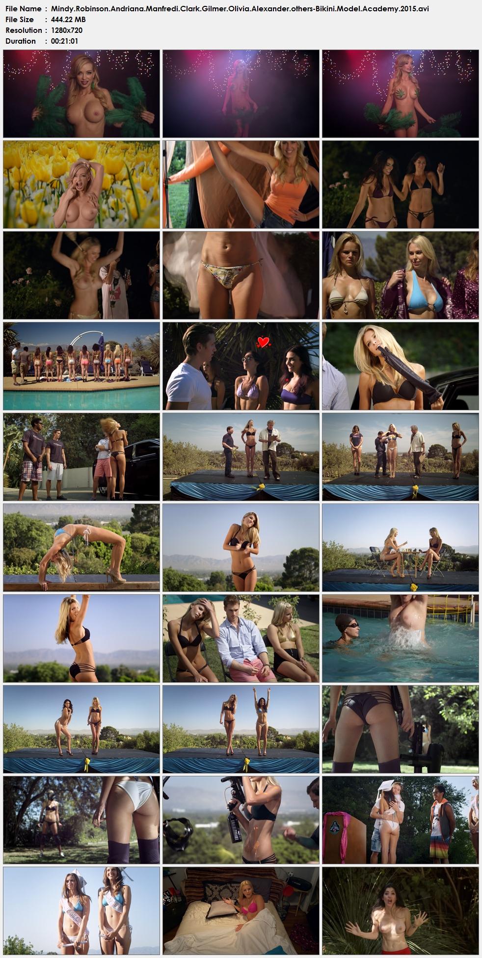 Mindy.Robinson.Andriana.Manfredi.Clark.Gilmer.Olivia.Alexander.others-Bikini.Model.Academy.2015.avi