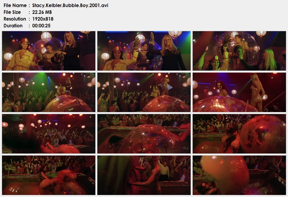 Stacy.Keibler.Bubble.Boy.2001.avi