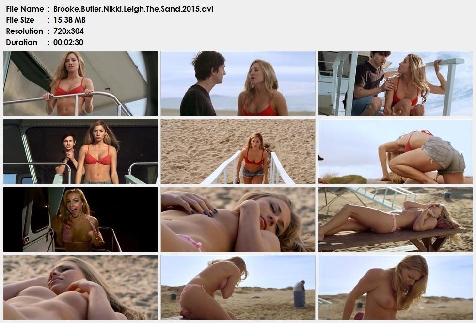 Brooke.Butler.Nikki.Leigh.The.Sand.2015.avi