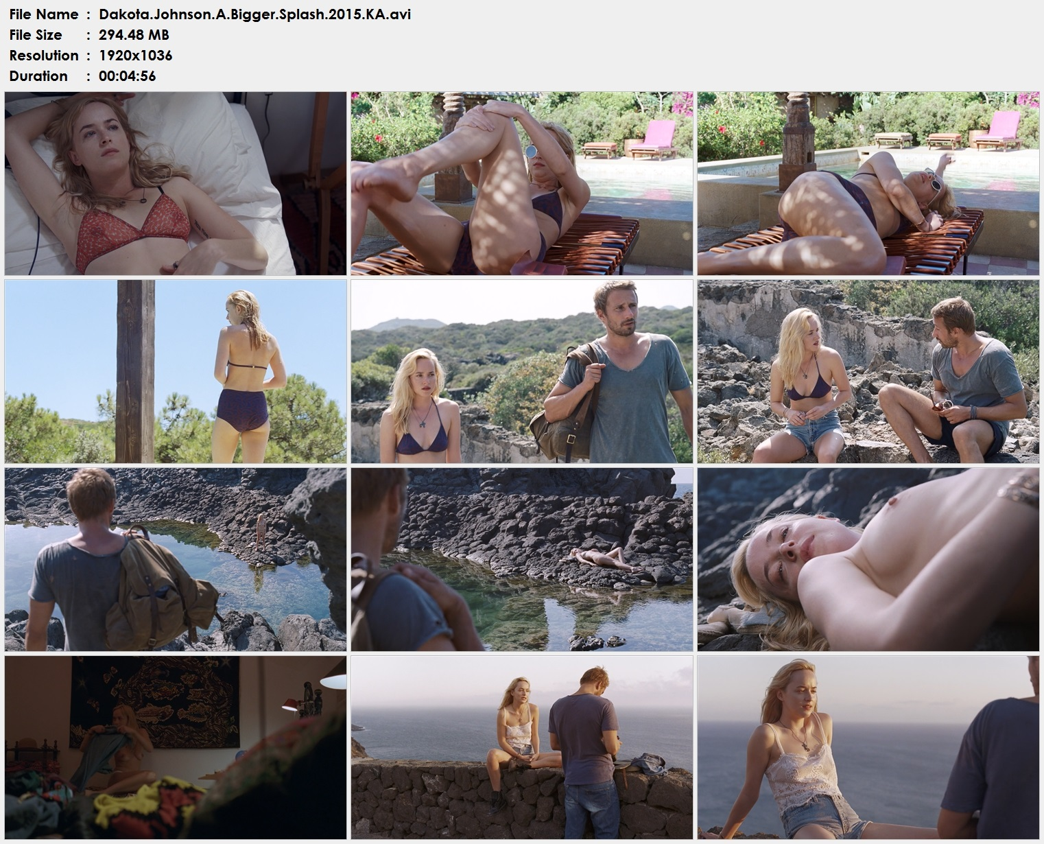 Dakota.Johnson.A.Bigger.Splash.2015.KA.avi