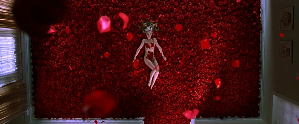 the graduate american beauty sequence analysis American beauty scene analysis this shot reinforces the theme of american beauty and the he seems far more in control in this sequence than he has.