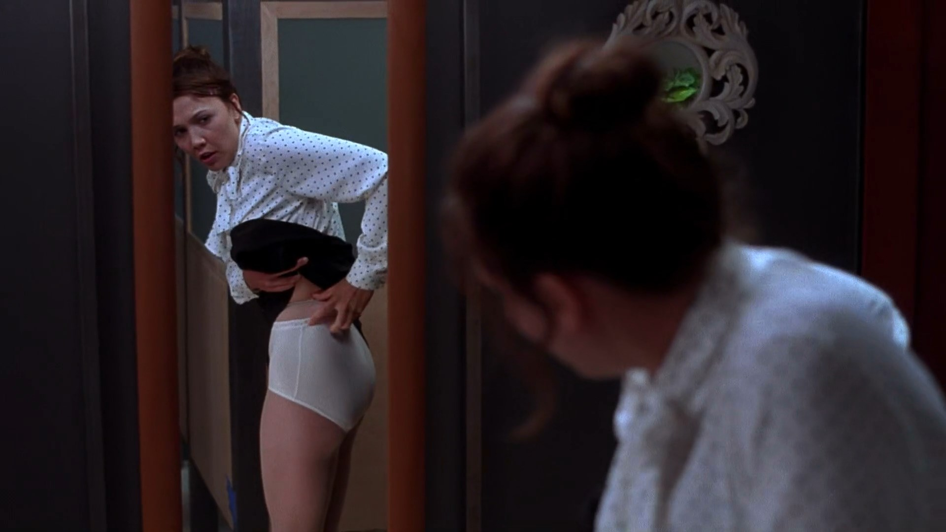 Secretary maggie gyllenhaal nude