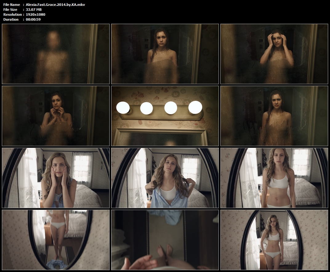 alexia fast topless