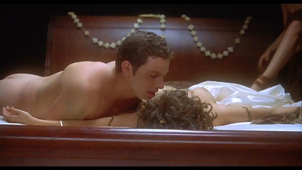 Alyssa milano embrace of the vampire nude naked sex scene
