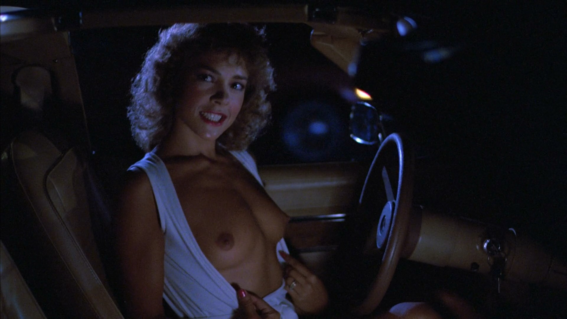 The legendary betsy russell
