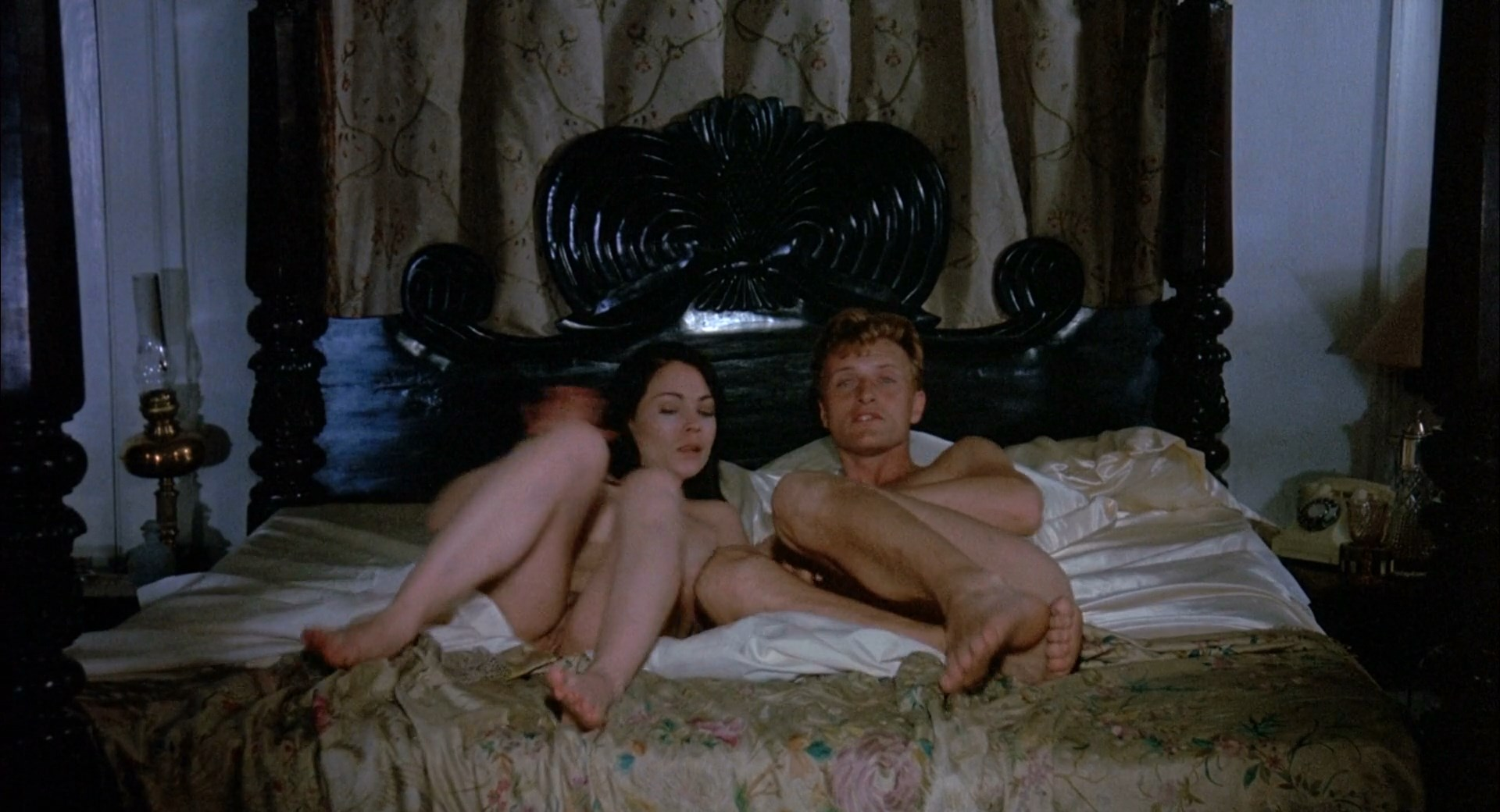 Naked theresa russell in straight time ancensored