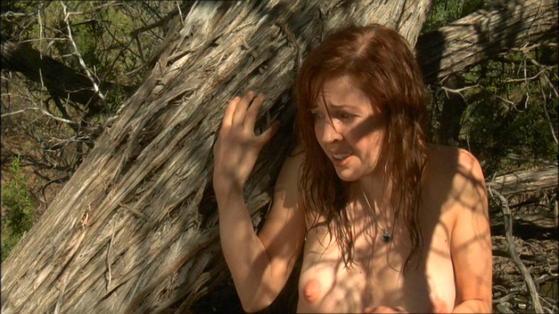 Naked And Afraid Nipple Slip