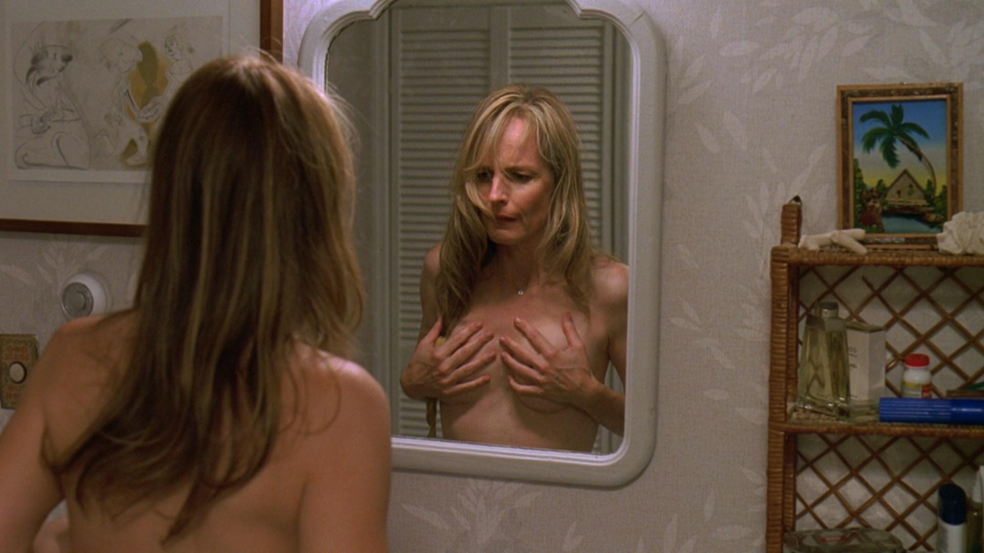 Actress Helen Hunt Naked