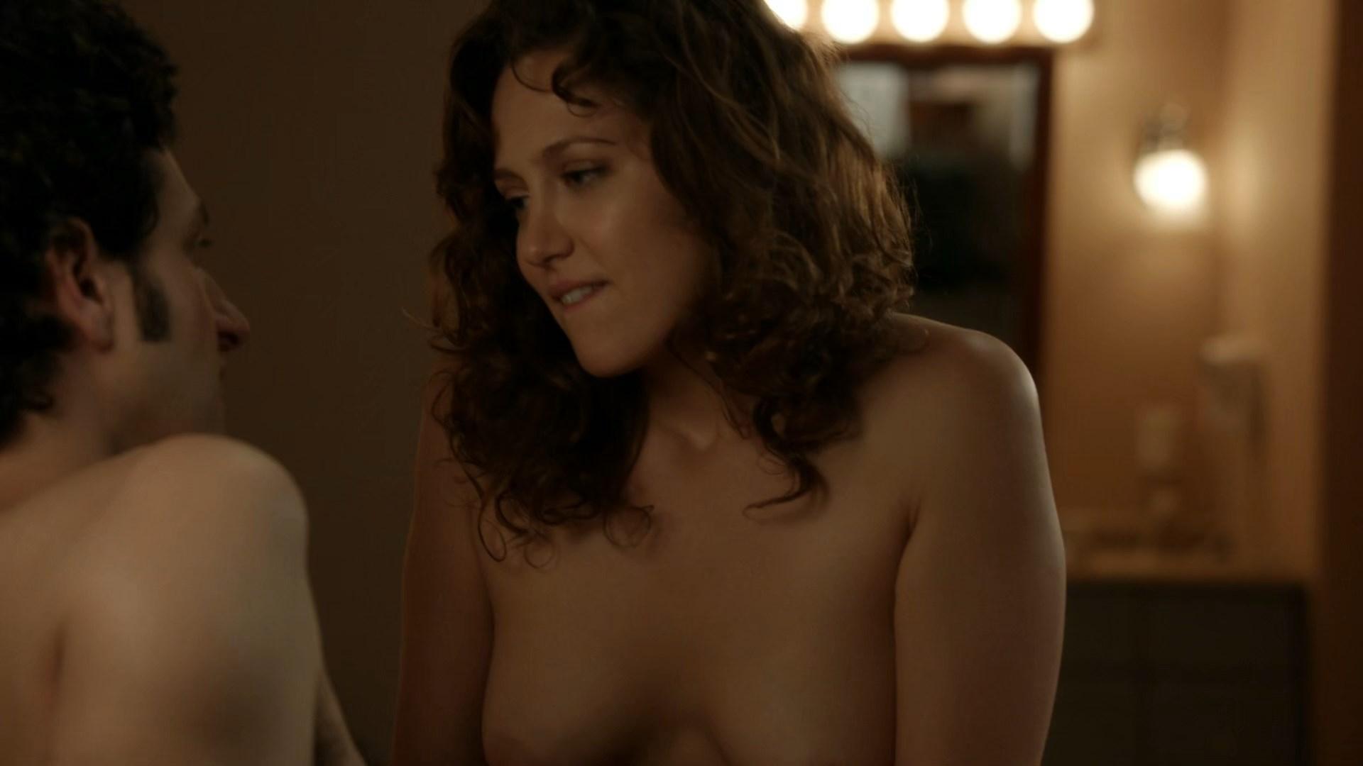 Anna Hopkins Topless