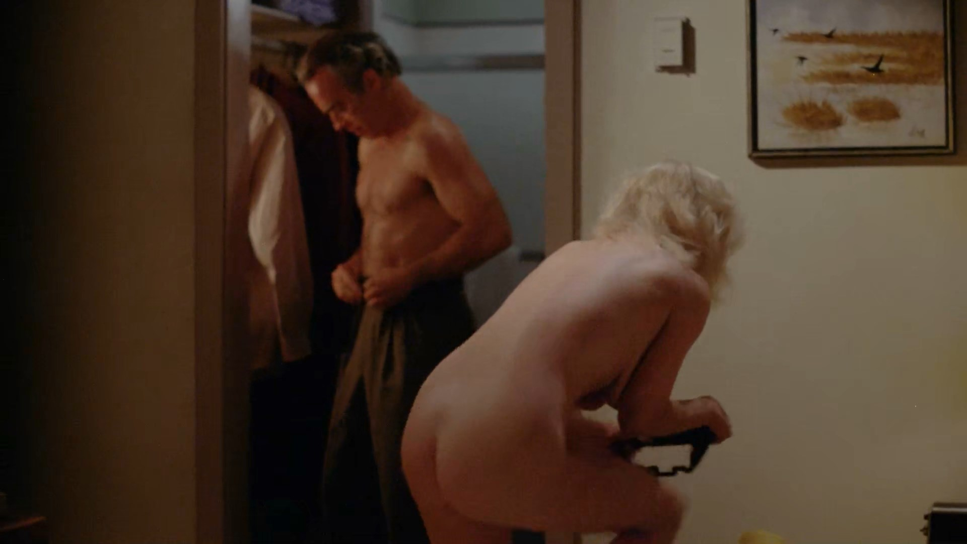 Naked sharon lawrence in a friends betrayal nude picture