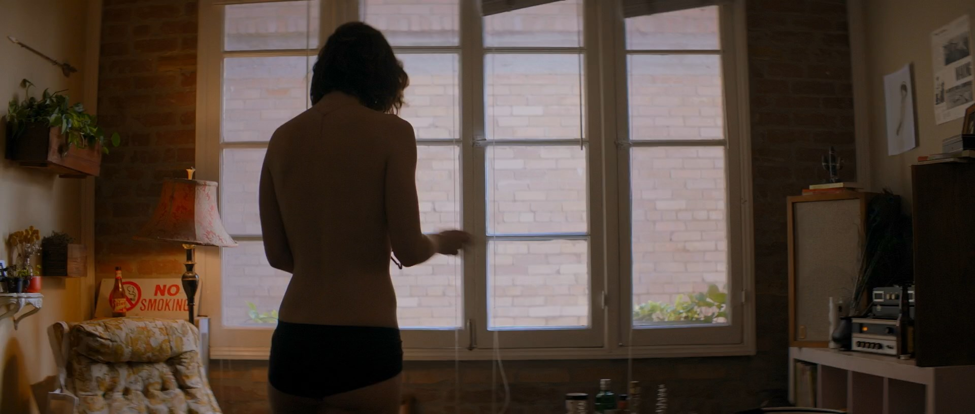 Mary Elizabeth Winstead  All About Nina  1080P  Nude -7283