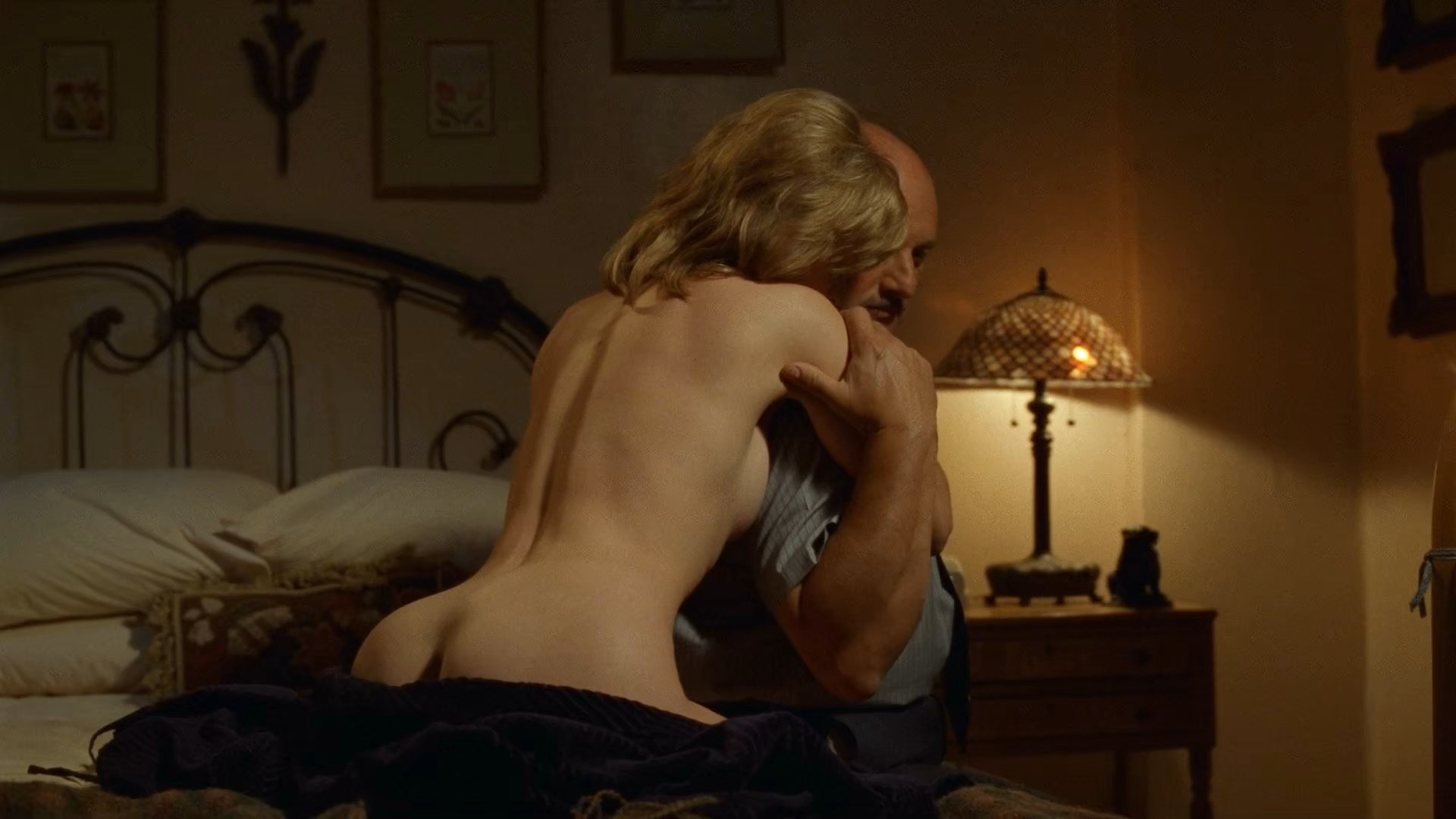 Nypd Blue Nude Scene Reenactment On Make A Gif
