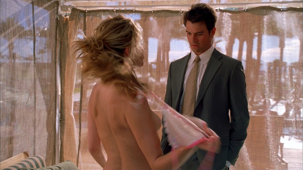 Molly Sims Nude, Naked