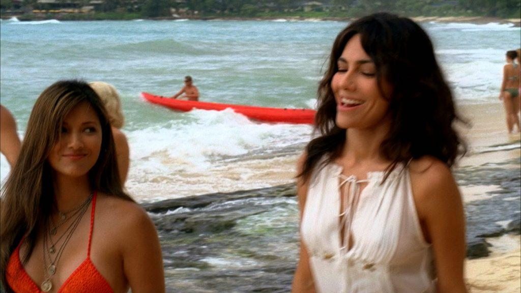 Molly Sims, Nikki Cox, Vanessa Marcil, Kelly Hu - Las Vegas S4 - 1080p - Nude Celebrity Clips