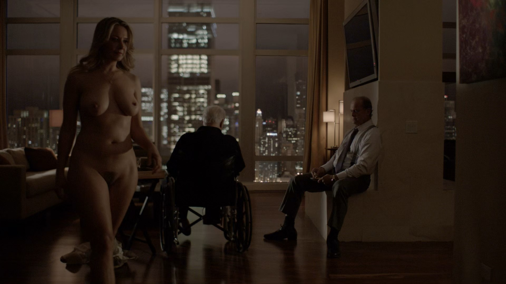 Jennifer irwin nude scene