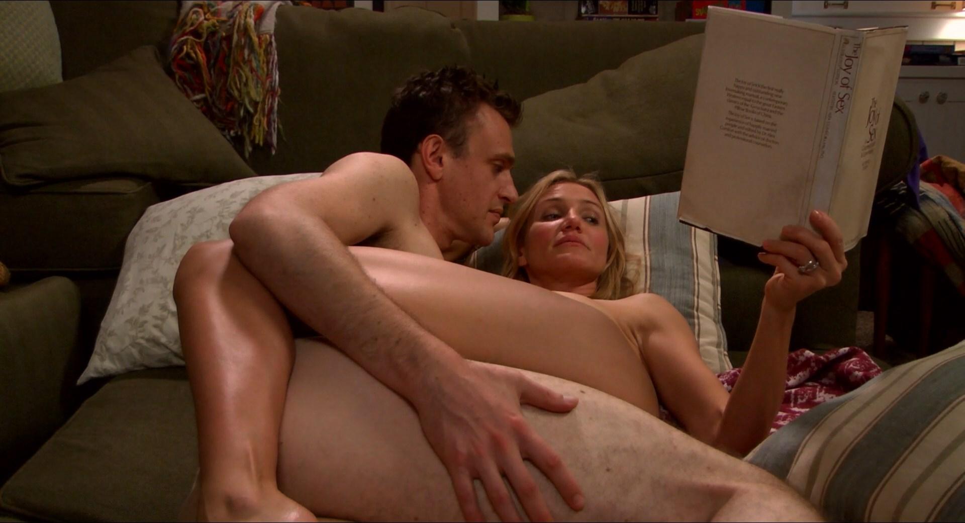 Cameron Diaz Hot Sex Scene And Full Nude Scene In Sex Tape
