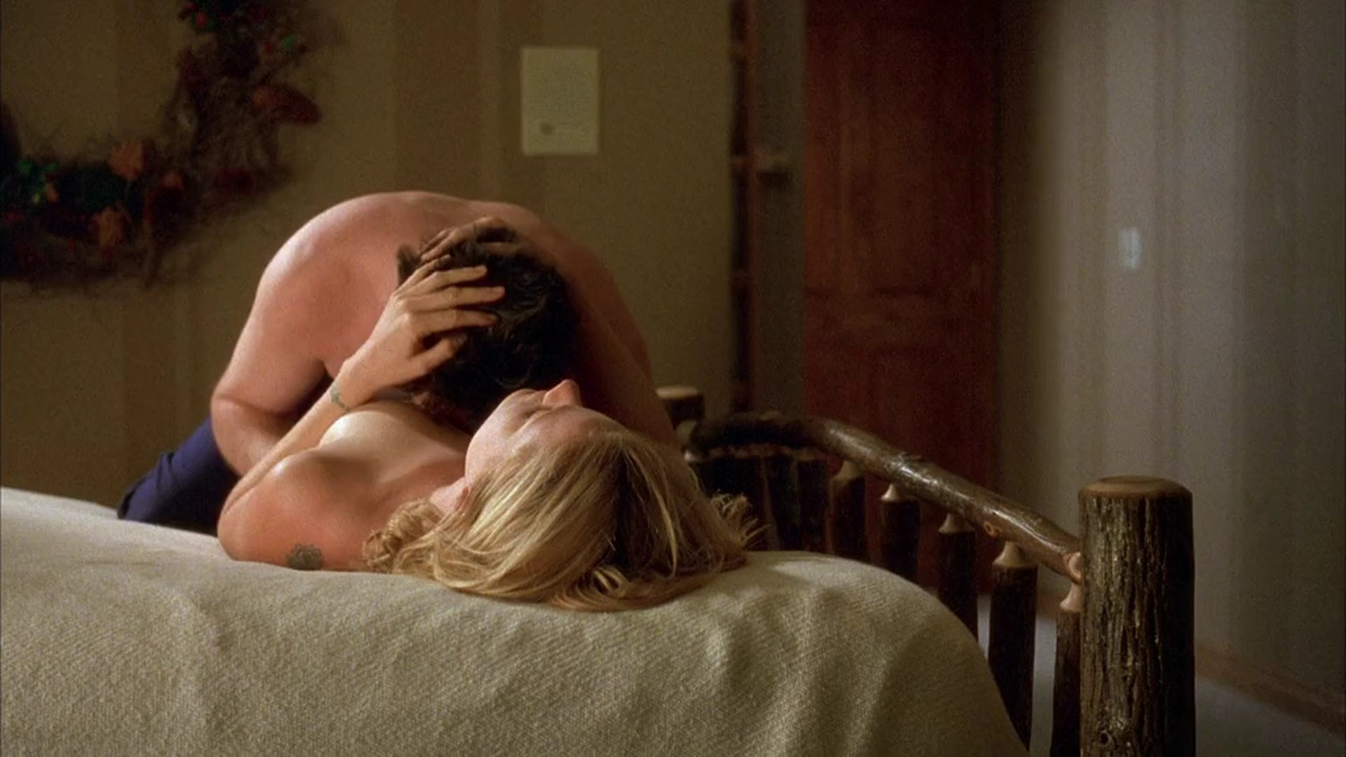 Has Alison Eastwood Ever Been Nude