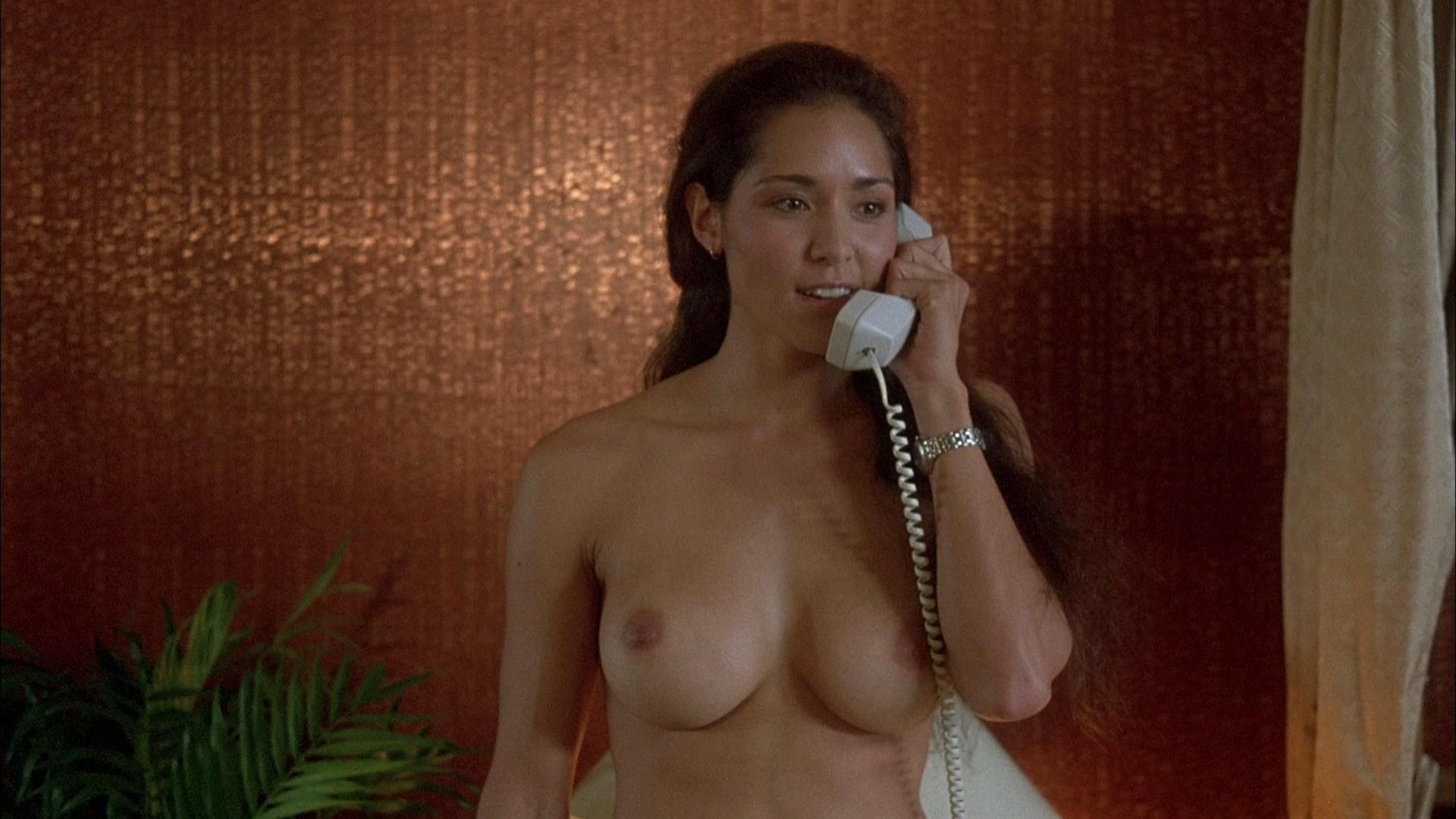 Lela rochon naked