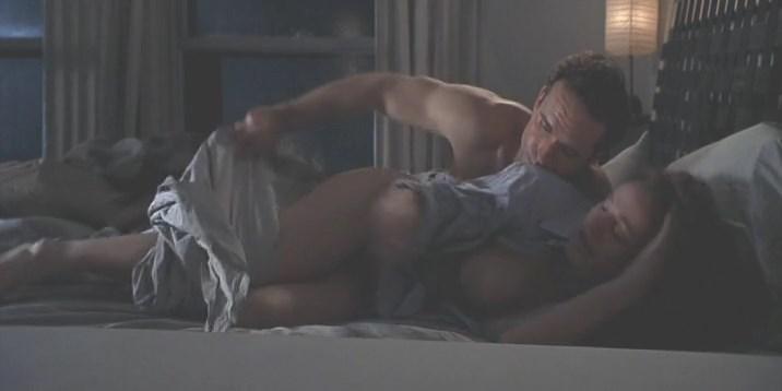 Amy brenneman sexy scene in private practice