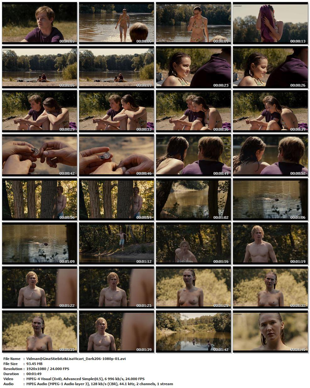 Nude lisa vicari Dark (2017)
